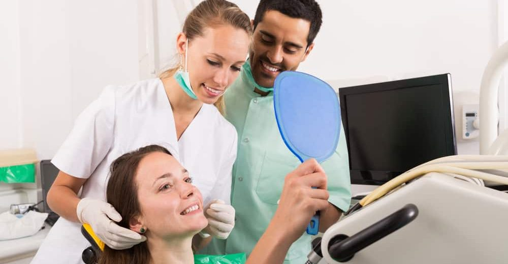 alexandria dentist for young adults